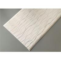 Buy PVC Water Resistant Wall Panels For Bathroom at wholesale prices