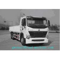 China 336HP Euro II 450hp Heavy Cargo Trucks 6X4 , HOWO A7  Cargo Truck ZZ1257N4347N1 on sale