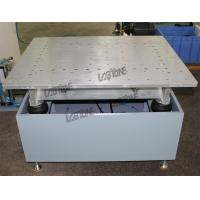 Buy cheap 10-50Hz Vertical Mechanical Shaker Table For Packaging Transport Simulation from wholesalers
