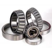 Quality Construction Machinery Single Row Tapered Roller Bearings Bearing Steel 32011 X / Q for sale