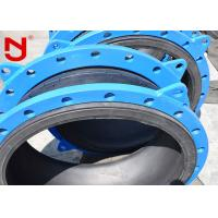 Quality Ductile Cast Steel Single Sphere Rubber Expansion Joint 55% Rubber Content Spherical Structure for sale