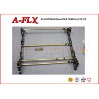 Quality Schindler Escalator step Chain with axle 133.33 picth , conveyor chain for sale