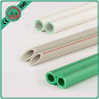 Buy cheap PN25 Non Toxic Plastic PPR Pipe For Sanitary Pipe / Fittings from wholesalers