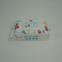 Quality Mouth And Hand Cleansing Non-woven Moisture Baby Wipes for sale