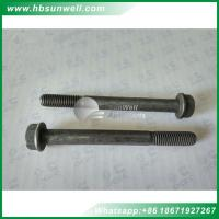 Buy cheap Cummins Diesel engines ISM11 QSM11 engine spare parts 3818121 4965698 Hex Flange from wholesalers