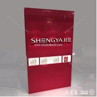 Quality high end brand cosmetic showcase for shopping mall for sale