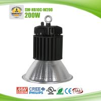 Quality ZigBee No Glare 200w High Bay LED Lighting With 90° PC Lens , 5700k Daylight Color for sale