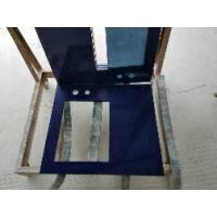 Quality Dark Blue Solid Stone Countertops 2.5 G / Cm3 Bulk Density 3250 X 1650mm Max Size for sale