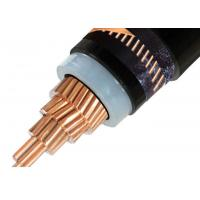 Quality Screened Single Core Medium Voltage Power Cables PVC Sheathed N2XSY for sale