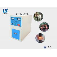 China Electric IGBT High Frequency Induction Heating Machine 100% Duty Cycle on sale