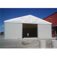 Quality 20*40m Waterproof Warehouse Tents Solid Wall Portable Canopy Events for sale