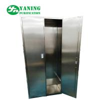 Quality Full 304 Stainless Steel Medical Cabinet Customize Layer For Hospital / Laboratory for sale