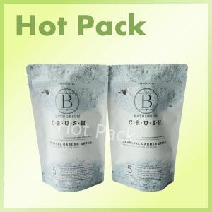 Buy cheap Bathorium 600g Charcoal Garden Resealable Matte Ziplock Stand Up Bags from wholesalers