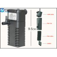 Quality Home Fish Tank Water Filter / Aquarium Fish Filters 220V - 240V Fish Tank Equipment for sale