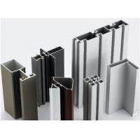 Quality Anodized Aluminium Extrusion Profile / With Cutting / Drilling / CNC Machining for sale