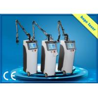 Quality White Skin Rejuvenation Laser Acne Scar Removal Apparatus 10600nm Wavelength for sale