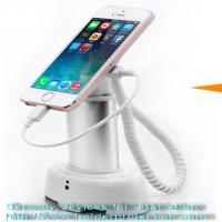Quality COMER single alarm independent devices Retail mobile phone Security Anti-lost stand display for sale