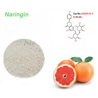 Quality Healthy Sugar Substitute Naringin Off - White Powder Used In Nutraceuticals for sale
