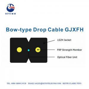 Quality GJXFH OM1 Single Mode Fiber Optic Cable for sale