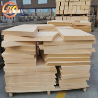 Quality Fire clay brick Refractory bricks Fire bricks refractory for Iron & Steel Industries for sale