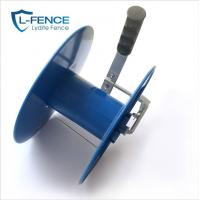 China Portable Plastic Fence Reel for Electric Fence Wire/Rope-Turbo Roller on sale