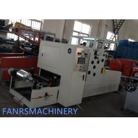 Buy Automatic 0.5 Mpa Aluminum Foil Rewinding Machine with 2.5 m/s Max Producing at wholesale prices