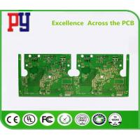 China Double Sided FR4 1.0mm Tinned PCB Circuit Board on sale