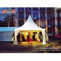 Quality Popular Heavy Duty 10x10 Event Tent , Durable Outdoor Winter Party Tent for sale