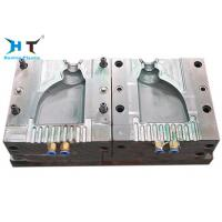 Quality Detergent PE Blowing Bottle Mould 1L / 2L Capacity Cold Runner Non Cracking for sale