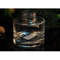 Quality Bulk Aroma Diffuser Perfume Glass Bottles For Personal Care , Simple Design for sale