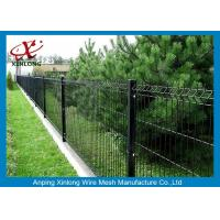 Quality Anti-Corossion Stable Wire Mesh Fence Panels Powders Sprayed Coating for sale