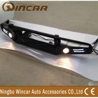 Quality Steel Material Bumper Guard Bull Bar Cover Protector For Patrol Y60 Standard Size for sale