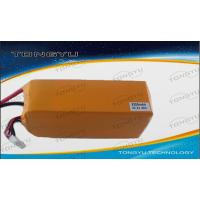 Quality High Discharge Platform Light Weight RC Battery Pack 22.2V 5200mAh 40C For RC Toys, RC Planes for sale