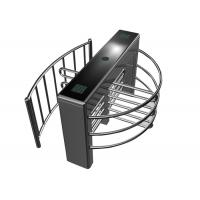 Quality Waterproof Samrt Full Height Turnstiles, Automatic Waist Height Turnstile Gate for sale