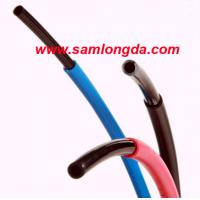 Quality Anti Spark tubing, Flame resistant tubing with UL-94 V0 Grade for pneumatic system, SMC quality spark tube for sale