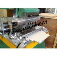 Buy Paper Box Fixing Saw Blade Binding Machine With Automatic Feeding Cutting at wholesale prices