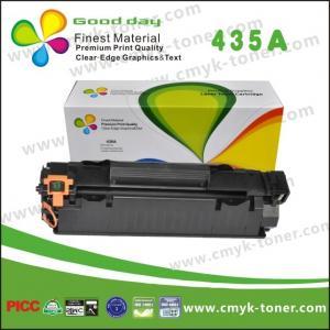 Quality Professional CB435A Printer HP Black Toner Cartridge High Capacity for sale