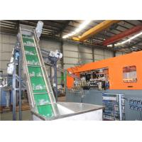 Quality SGS Certified Water Bottle Packing Plant , Ro Unit Automatic Bottling Plant for sale