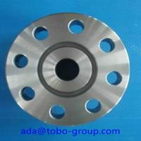 Quality ASME B16.5 A182 UNS 32750 GR2507 Plate Forged Steel Flanges 6 Inch Class 600 for sale