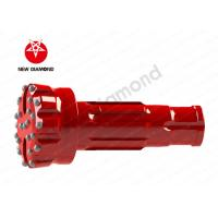 Quality SD8A Alloy Steel Material Rock Drill Accessories Wear Resistant Drill Teeth for sale