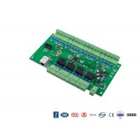 Quality Time Attendance Access Control System , TCP / IP Interface Access Control Board for sale