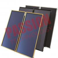 Quality Professional Solar Flat Plate Collector , High Efficiency Solar Collector for sale