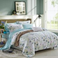 Quality Blue / Grey Home Bedding Comforter Sets Full / King / Queen / Twin Size for sale