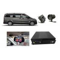 Quality Mini H.264 GPS WIFI Mobile DVR 4CH Real Time SD Card for Taxi Fleets for sale