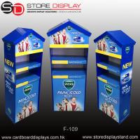 Quality PDQ custom display stand shelf in house structure for sale