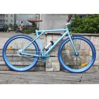 Buy cheap Custom 24v High End Mountain Bikes , High Power 250w Womens Electric Bike from wholesalers