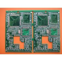 Quality Digital TV Custom PCB Manufacturing Multilayer PCB Fabrication for sale