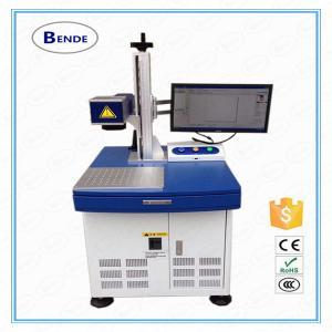 Quality Fiber Laser Marking Machine 20W 30W CNC Laser Cutting Machine 110x110mm 250x250mm for sale