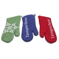 Quality Custom Colors Pot Holder Gloves , Heat Proof Oven Gloves Flexible Operation for sale