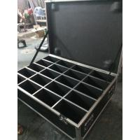 Quality High Performance Event Aluminum Tool Cases Orange Blue Black Red for sale